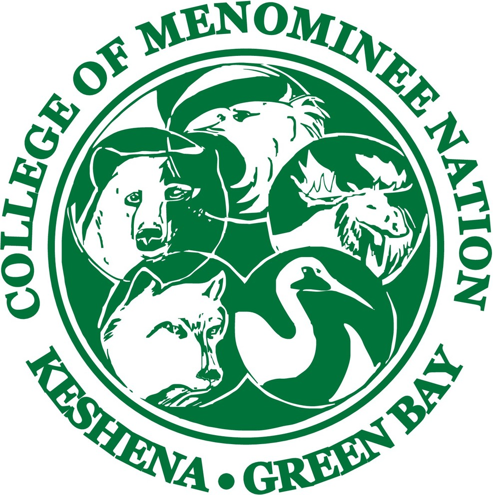 Logo for College of Menominee Nation