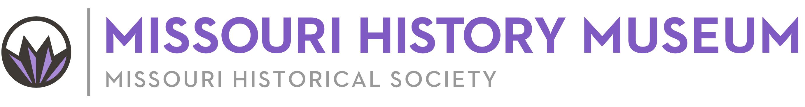 Logo for Missouri History Museum, Historical Society