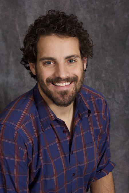 Headshot of Mondo Davis, writer and editor
