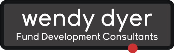 Logo for Wendy Dyer Fund Development Consultants